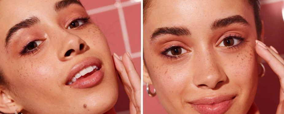 set your makeup