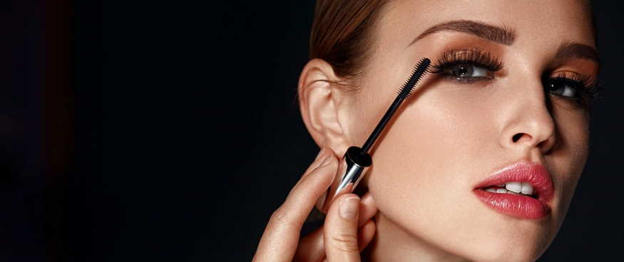 full lashes with mascara